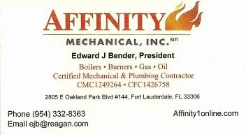Affinity Mechanical